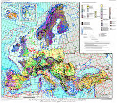 geology of europe