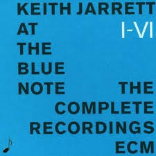 keith jarrett blue note