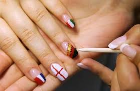 Nail Salon Money Save Manicure