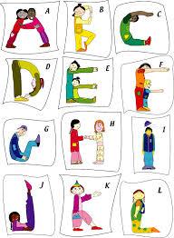 les lettres de l alphabet