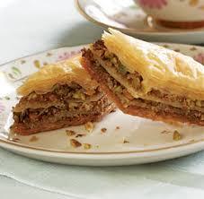 mediterranean dessert