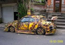 crazy car designs