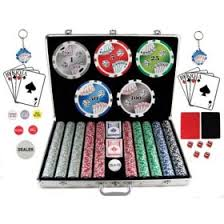 poker chips set