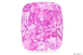 rare pink diamonds
