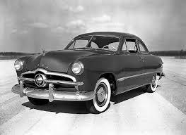 1949 ford car