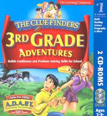 3rd grade adventure
