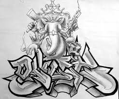 hindu tattoo design