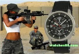 seiko military chrono