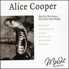 Alice Cooper - Pick Up The Bones