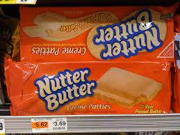 nutter butter creme patties