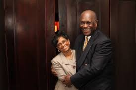 Herman Cain and his pretty