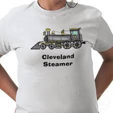 cleveland steamer shirt