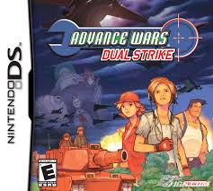 advance war ds