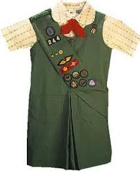 girl scouts clothing