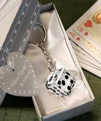 dice keychains