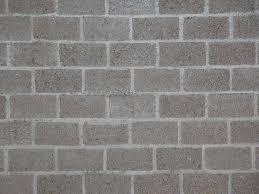 cinder blocks wall