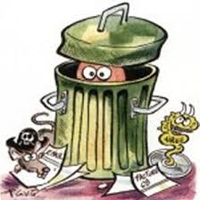 L'ETRE HUMAIN JETABLE dans Messages textes à partager poubelle