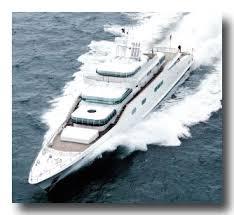 luxury megayachts
