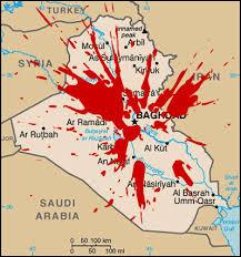 Genocidio USA en Irak