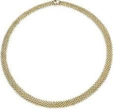 mesh necklaces