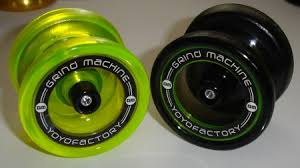 plastic grind machine yoyo