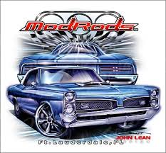 muscle car shirts