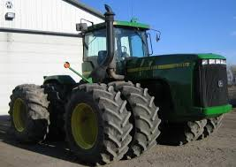 4 wheel drive tractors