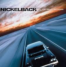 nickelback cd