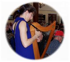 celtic lap harps