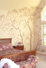 oak tree stencil
