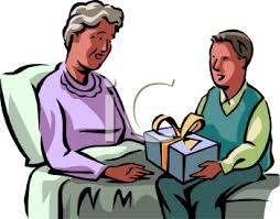 animated grandmother