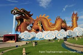attractions in thailand