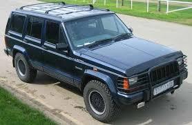 jeep cherokee stereo