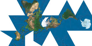 dymaxion world