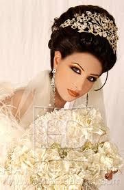 arabic bridal make up