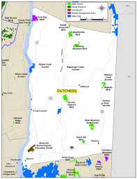 dutchess county map