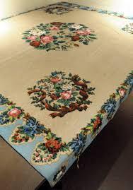 beaded tablecloth