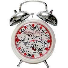 hello kitty alarm clocks