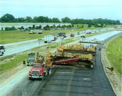 highway construction equipments