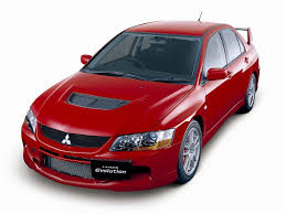 mitsubishi motors lancer evolution