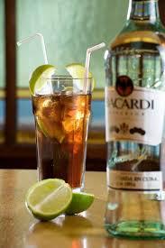 bacardi coke