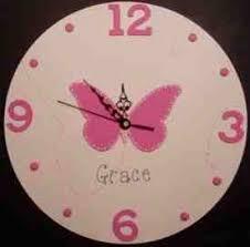girls clocks
