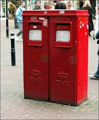 english post boxes