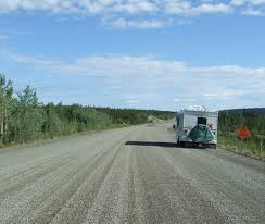 alaska highway pictures