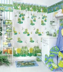 frog bathroom sets