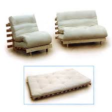 futon double bed