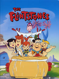 the flintstones cartoons