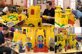 huge lego set