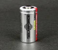 battery cr 123