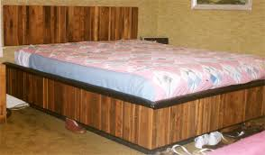 kingsize waterbed